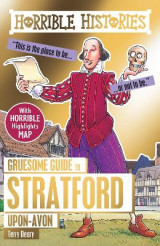 Omslag - Gruesome Guide to Stratford-upon-Avon