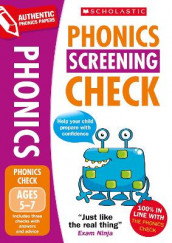 Practice for the Phonics Screening Check av John Bennett og Wendy Jolliffe (Heftet)