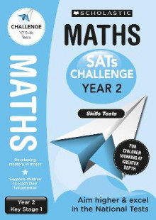 Maths Skills Tests (Year 2) KS1 av Caroline Clissold (Heftet)