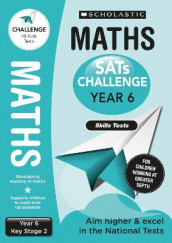 Maths Skills Tests (Year 6) KS2 av Hilary Koll og Steve Mills (Heftet)