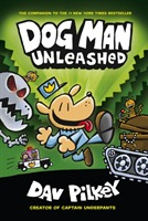 The Adventures of Dog Man 2: Unleashed av Dav Pilkey (Heftet)