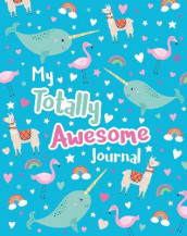 My Totally Awesome Journal av Scholastic (Innbundet)