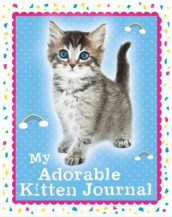 My Adorable Kitten Journal av Scholastic (Innbundet)