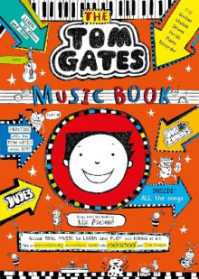 Tom Gates: The Music Book av Liz Pichon (Heftet)