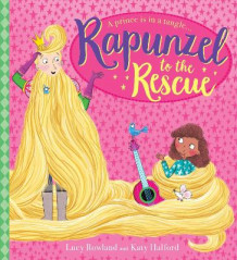 Rapunzel to the Rescue! av Lucy Rowland (Heftet)