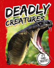 Deadly Creatures (with snake's tooth necklace) av Scholastic (Innbundet)