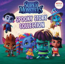 Spooky Story Collection (Super Monsters - Netflix) av Scholastic (Heftet)