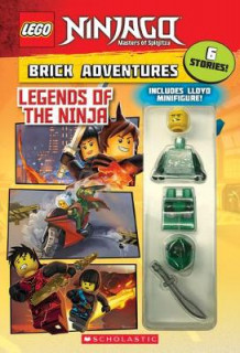 LEGO Ninjago: Legends of the Ninja av Scholastic (Blandet mediaprodukt)