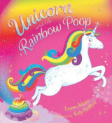 Omslag - Unicorn and the Rainbow Poop (BB)