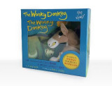 Omslag - The Wonky Donkey Book & Toy Boxed Set
