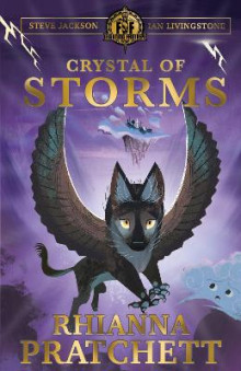 Crystal of Storms av Rhianna Pratchett (Heftet)