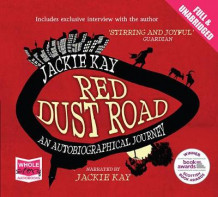 Red Dust Road av Jackie Kay (Lydbok-CD)