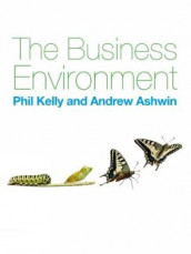 The Business Environment (with CourseMate and eBook Access Card) av Andrew Ashwin og Phil Kelly (Blandet mediaprodukt)