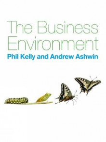 The Business Environment (with CourseMate and eBook Access Card) av Phil Kelly og Andrew Ashwin (Blandet mediaprodukt)
