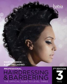 Professional Hairdressing & Barbering: The Official Guide to Level 3 av Leo Palladino og Martin Green (Heftet)