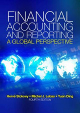 Omslag - Financial Accounting and Reporting a Global Perspective