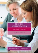 Omslag - Maths and English for Business Administration