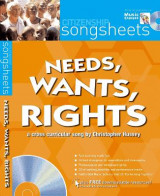 Omslag - Needs, Wants and Rights