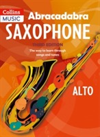 Abracadabra Saxophone (Pupil's book): The Way to Learn Through Songs and Tunes av Jonathan Rutland (Heftet)