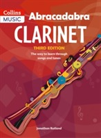 Abracadabra Clarinet (Pupil's book): The Way to Learn Through Songs and Tunes av Jonathan Rutland (Heftet)