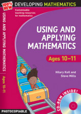 Omslag - Using and Applying Mathematics: Ages 10-11