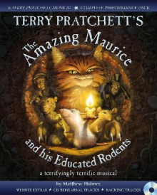 Terry Pratchett's The Amazing Maurice and his Educated Rodents av Terry Pratchett og Matthew Holmes (Blandet mediaprodukt)