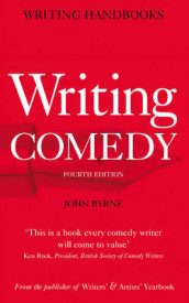 Writing Comedy av John Byrne (Heftet)