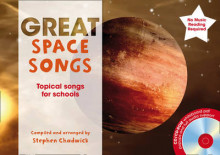 The Great: Great Space Songs: Topical Songs for Schools av Stephen Chadwick (Blandet mediaprodukt)