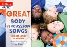 Great Body Percussion Songs av Steve Grocott (Blandet mediaprodukt)