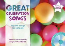 The Greats: Great Celebration Songs: Topical Songs for Schools av Stephen Chadwick (Blandet mediaprodukt)