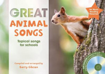 The Greats: Great Animal Songs: Topical Songs for Schools av Barry Gibson (Blandet mediaprodukt)