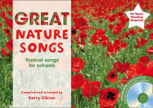 Great Nature Songs av Barry Gibson (Blandet mediaprodukt)