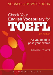 Check Your English Vocabulary for TOEFL av Rawdon Wyatt (Heftet)