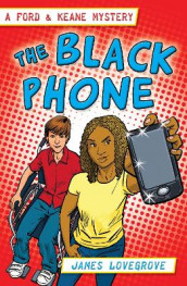 The Black Phone av James Lovegrove (Heftet)