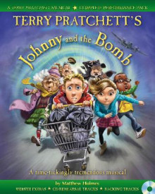 Terry Pratchett's Johnny and the Bomb av Terry Pratchett og Matthew Holmes (Blandet mediaprodukt)