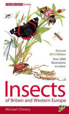 Insects of Britain and Western Europe av Michael Chinery (Heftet)