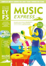 Omslag - Music Express Early Years Foundation Stage