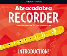 Abracadabra Recorder Introduction av Roger Bush (Heftet)