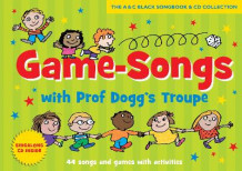 Songbooks: Game-Songs with Prof Dogg's Troupe New Cover: 44 Songs and Games with Activities (Blandet mediaprodukt)