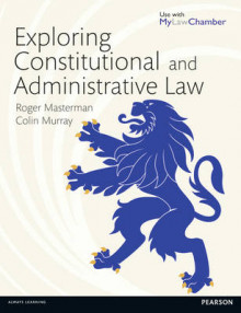 Exploring Constitutional and Administrative Law av Roger Masterman og Colin Murray (Heftet)