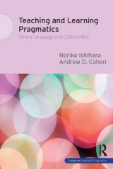 Omslag - Teaching and Learning Pragmatics