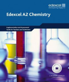 Edexcel A Level Science: A2 Chemistry Implementation and Assessment Guide for Teachers and Technicians av Ann Fullick, Patrick Fullick og Sue Howarth (Blandet mediaprodukt)