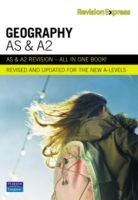 Revision Express AS and A2 Geography av Chris Burnett, David Burtenshaw, Nick Foskett og Garrett Nagle (Heftet)