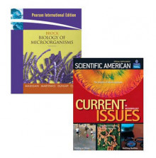 Brock Biology of Microorganisms: AND Current Issues in Microbiology v. 1 av Michael T. Madigan, John M. Martinko, Paul V. Dunlap, David P. Clark, Thomas D. Brock og Scientific American (Blandet mediaprodukt)