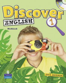 Discover English Global 1 Activity Book and Student's CD-ROM Pack av Kate Wakeman og Sheryl Odlum (Blandet mediaprodukt)