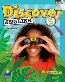 Discover English Global 3 Activity Book and Student's CD-ROM Pack av Izabella Hearn og Kate Wakeman (Blandet mediaprodukt)