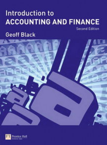 Introduction to Accounting and Finance Plus MyAccountingLab Powered by CourseCompass Student Access Card av Geoff Black (Blandet mediaprodukt)