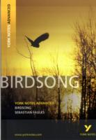 Birdsong: York Notes Advanced av Julie Ellam (Heftet)