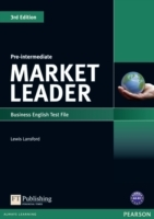 Market Leader Pre-Intermediate Test File av Lewis Lansford, David Cotton, David Falvey og Simon Kent (Heftet)