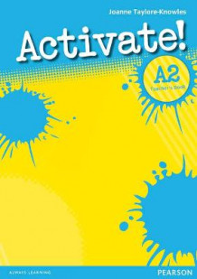 Activate! A2 Teacher's Book: A2 av Joanne Taylore-Knowles (Heftet)